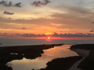 Photo for Enjoy White Sand Beach And Great Sunsets!