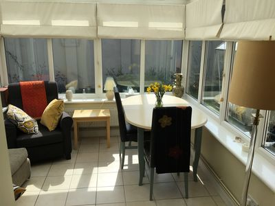 Photo for Weston Super Mare.House 3 BR .1 BR .Sleeps 6 . Perfect  for beach & amenities