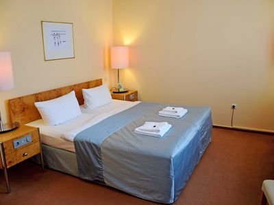 Photo for 01 Double Room B - The small hotel and apartments on Mönchgut!