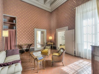 Photo for 4 Leoni, Refined and elegant apartment in a wonderful historic building