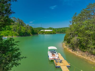 Photo for 20% DISCOUNT ON REMAINING DATES THRU AUGUST 31, 2019!!  Enormous Group Lodge!