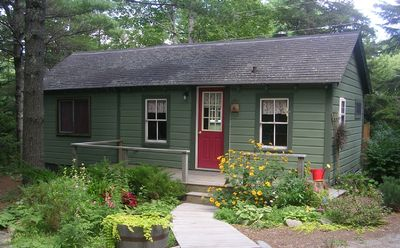 Photo for Acadia National Park - Cozy Country Cabin - Peaceful Retreat, linens included.
