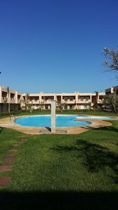 Photo for For rent a beautiful apartment pool view in Sidi Rahal