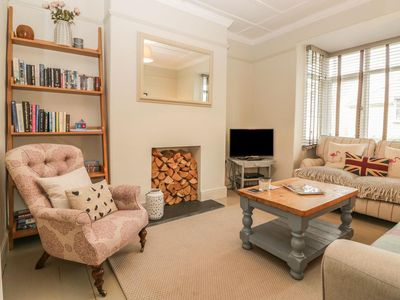 Photo for Newly Refurbished, 3 Bedroom House in central Salcombe