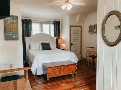Photo for Historically Significant 1 BR, 1 Private BA Close to Everything