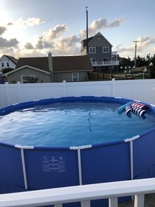 Renovated,  Pets Welcome , Fenced yard at Prime Hook Beach