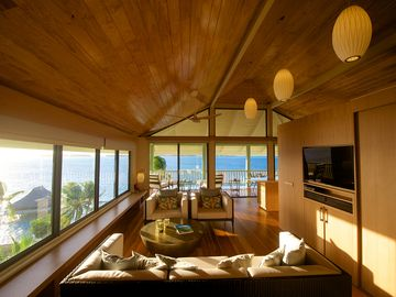 Bora Bora Bungalow - First Class Bungalow With Fabulous Lagoon View