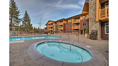 Photo for *Ski In-Ski Out Exclusive Lift Access Resort Condo at Mammoth Mountain Lakes CA*