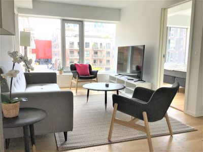 Photo for A Fantastic 3-bedroom Apartment in Copenhagen Nordhavn