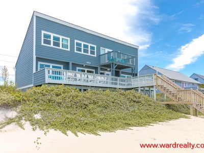 Photo for OCEANFRONT HOME! - Beach Happy!