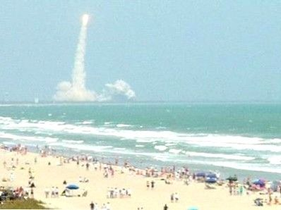 Kennedy Space Center launches are spectacular!!!