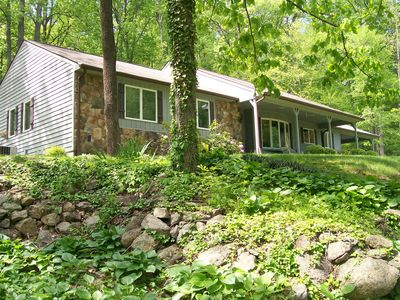 Photo for 3BR Chalet Vacation Rental in Roseland, Virginia