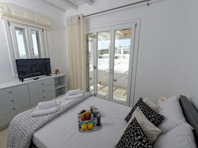 Photo for Traditional Villa of 160 m2 With Breathtaking Sea View/ Walking Distance