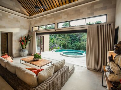 Photo for 3BR Villa Vacation Rental in Ubud, Bali