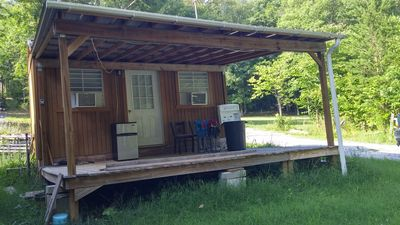 Photo for Camping/Fishing Cabin