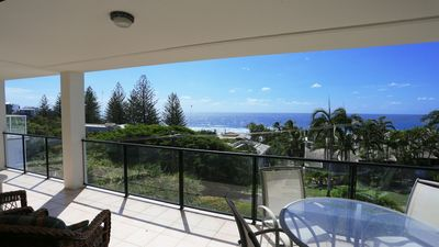 Photo for 2/10 Crank Street - Ocean views from your balcony