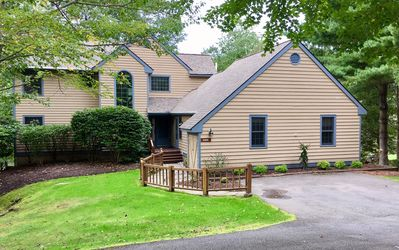 Exceptional 5 Bedroom; 4 1/2 Bath House on Beautiful Buck Hill Falls Golf Course