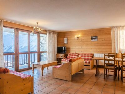 Photo for The Balconies of La Rosiere **** - 5 Rooms 8/10 People