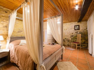 Photo for HISTORICAL ONE BEDROOM FLAT ON THE COBBLESTONE PATH TO THE CASTLE