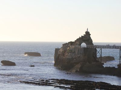 Photo for IN THE HEART OF BIARRITZ close to cultural, tourist and sporting activities