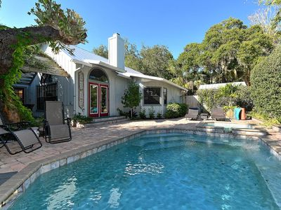 Photo for Charming Pool Cottage - beautiful gem in  peaceful location - La Casita