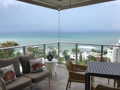 Photo for Luxury Beach Condo at Playa Rio Mar