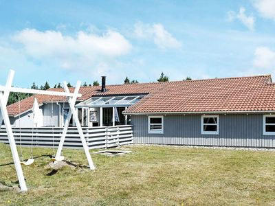 Photo for Seaside Holiday Home in Blavand with Sauna