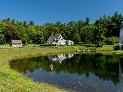 Photo for Quintessential Vermont country home. Wonderful for family retreats!