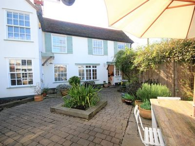 Photo for The cottage is quite heavenly and every room overlooks the pretty garden. It is a real hideaway and