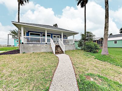 Front Yard - Welcome to Rockport! This home is professionally managed by TurnKey Vacation Rentals.