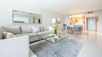 Photo for Grand 2055   Downtown Miami   2BR   City Bay View + Balcony