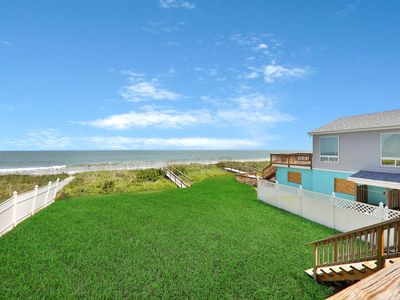 Photo for Oceanfront condo with private beach access in a perfect location!