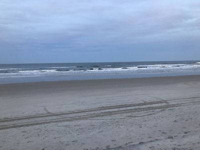Photo for Condo on oceanfront property less than mile from boardwalk