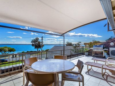 Photo for Ideal holiday unit opposite Nelson Bay Beach