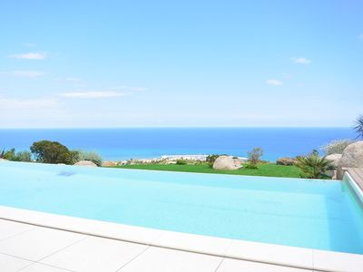 Photo for VILLA COLIBRI - PRIVATE SWIMMING POOL - SEA VIAW