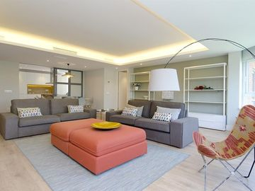 In Madrid with Internet, Pool, Air conditioning, Lift (554044)