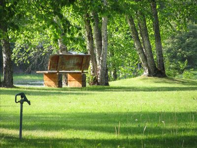 Photo for Swan River Frontage - Just Beautiful!  Come Relax at Hidden River Lodge...