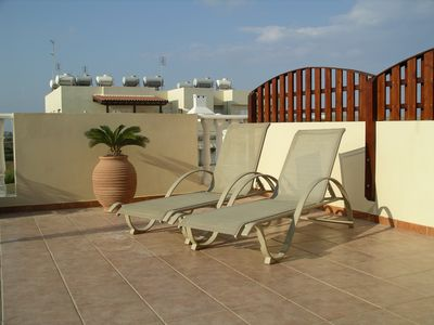 Sunbathe on your PRIVATE SPACIOUS BALCONY
