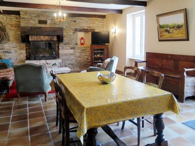 Photo for Vacation home Ker Glaz (LFF105) in La-Forêt-Fouesnant - 5 persons, 3 bedrooms