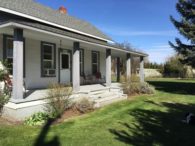 Photo for 1905 Cottage in the Heart of Countryside Wineries