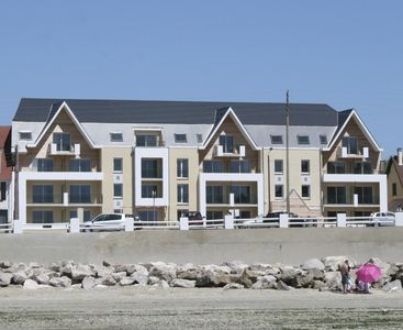 Photo for The T2-CROTOY Baie-SUM-new apartment with sea view
