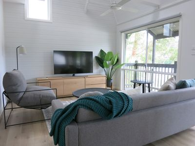 Photo for 500 m to Terrigal beach and Village, professionally styled, home-away-from-home.