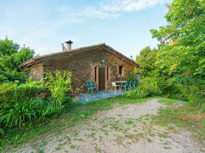 Photo for Authentic country house in nature park Montseny.