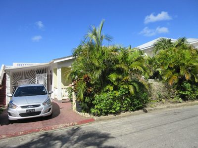 Photo for 3 bed, 2 bath villa within walking distance of stunning beaches