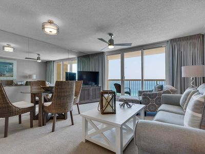 Photo for Pelican Beach 1509 - Ready, set, book for spring!