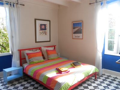 Photo for Guest House - double room + breakfast- near Montcuq and Cahors