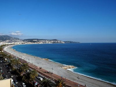 Photo for Residence with pool on Nice Cote d'Azur