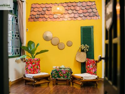 Photo for Hanoian Room/Indochine Vibe@Old Quater@Tranquil & Nostalgic