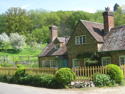 Photo for Beautiful cottage in countryside near Longleat