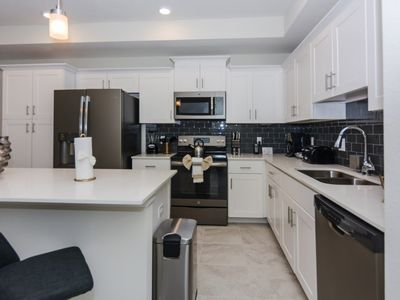 Photo for Disney On Budget - Storey Lake Resort - Feature Packed Contemporary 2 Beds 2 Baths Townhome - 9 Miles To Disney